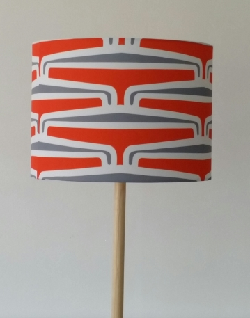 "MAD Puhoro Drum Lampshade 15""x11"" NZD$160.00 (1 in stock)"