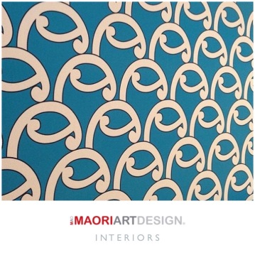 M A D Interiors - Upholstery Fabric - Whanau Collection
