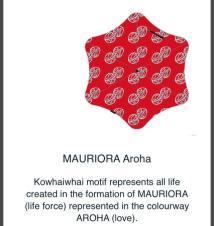 MAURIORA Aroha