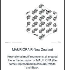 MAURIORA R-New Zealand