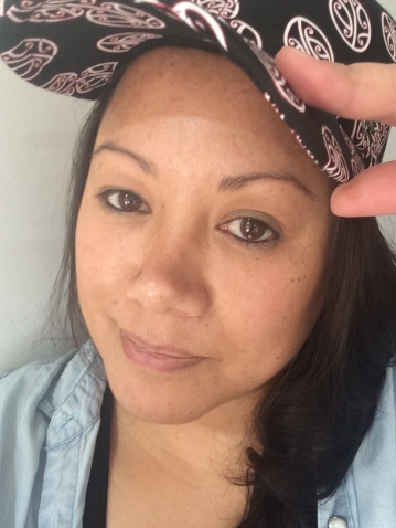 MAD Maori Art Design - Designer, Christina Clarke - Mauriora Baseball Cap