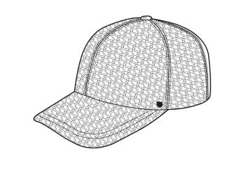 MAD + HH Collab - Aotearoa Collection 2018 - Tooranga Draft Baseball Cap